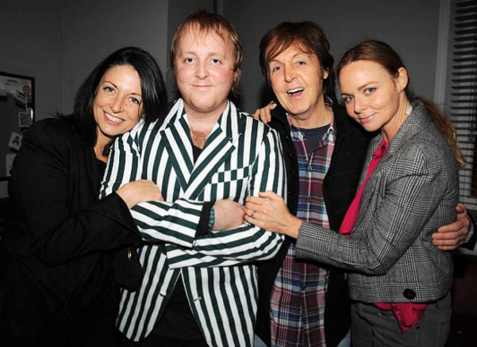 Paul McCartney tuvo su último hijo a los 61 años. (Foto: archivobeatles.com)