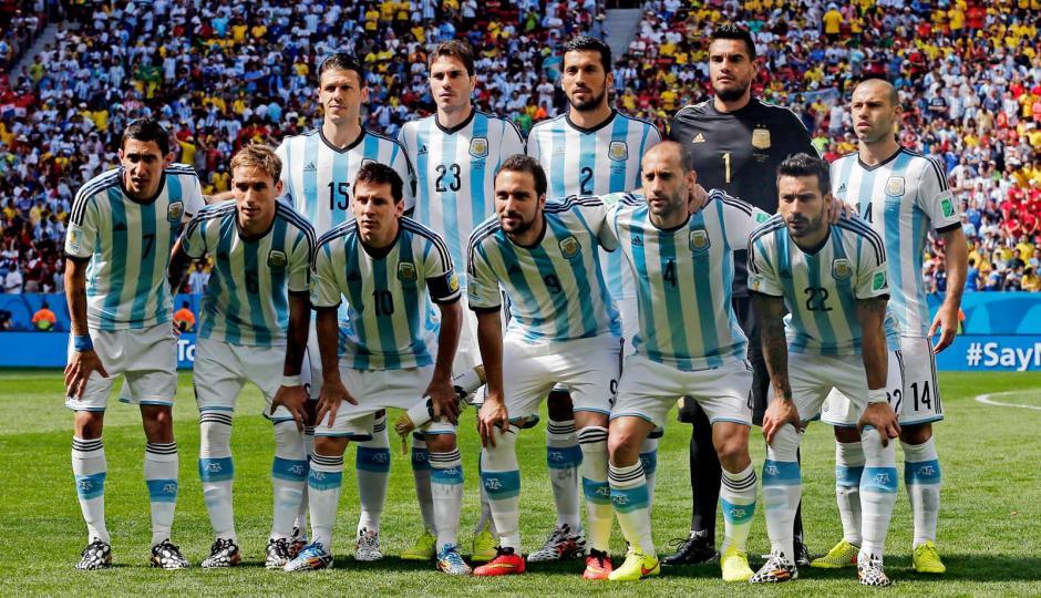 Argentina encabeza el ranking mundial de la FIFA. (Foto: sttidningen.se)