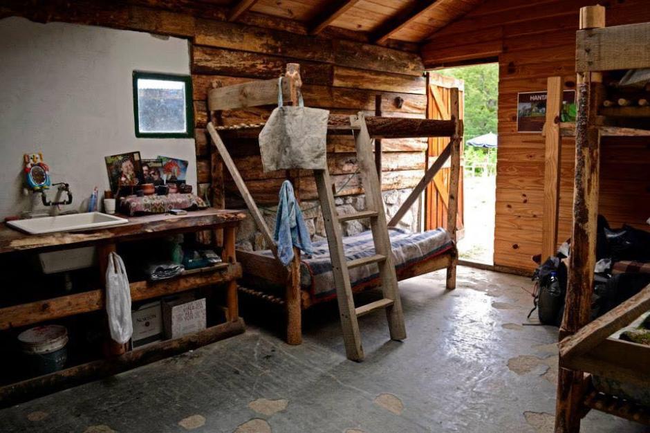 Este proyecto fue realizado en Argentina por un grupo de voluntarios que aprendieron a utilizar la madera. (Foto: Facebook, Winkamawida)