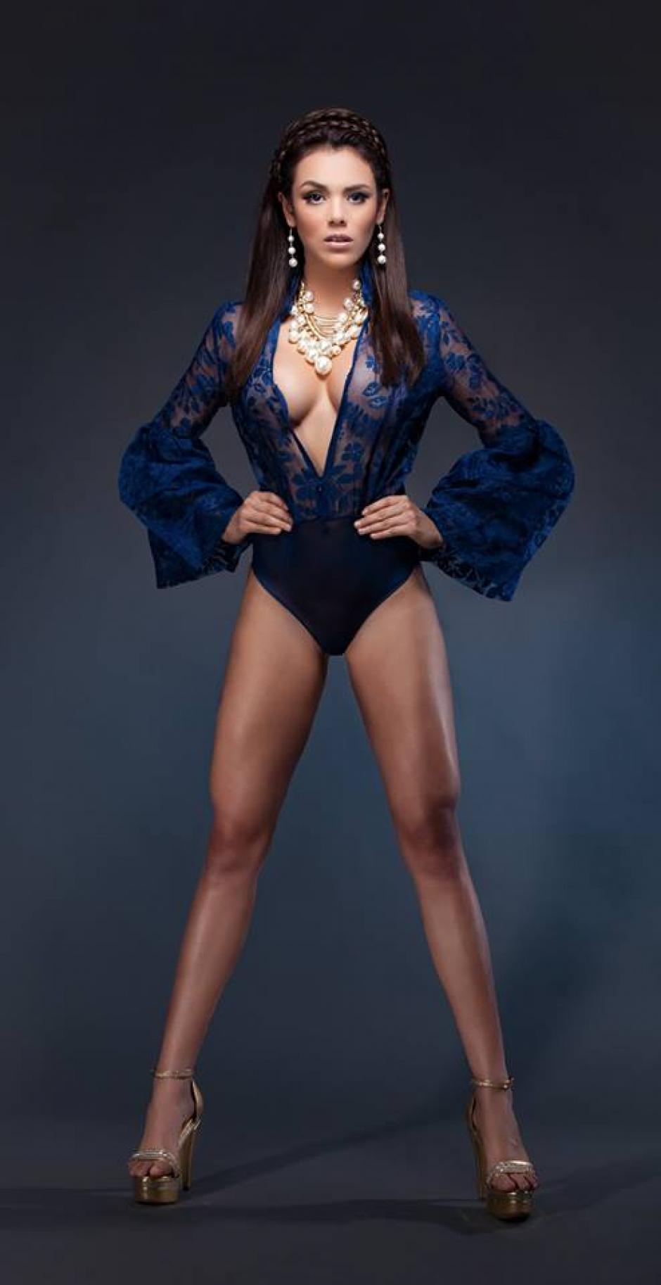 Virginia tambíén estará en la audiciones de Miss Guatemala US. (Foto: José Martínez)