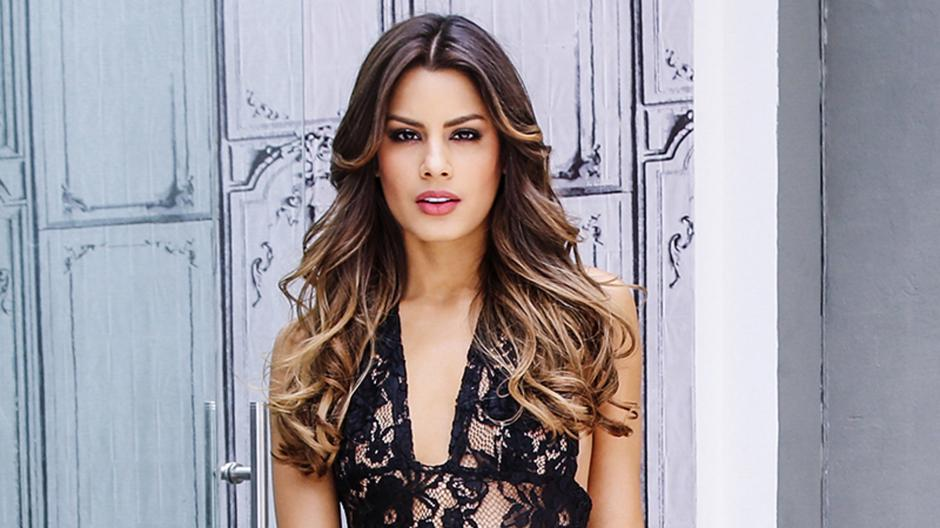 Miss Colombia, Ariadna Gutiérrez negó que haya renunciado a su corona. (Foto:  Telemundo)