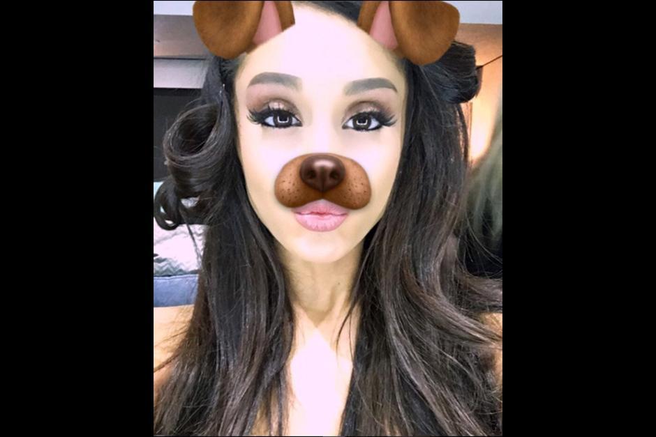 Ariana es actriz, modelo y cantante estadunidense. (Foto: Instagram)