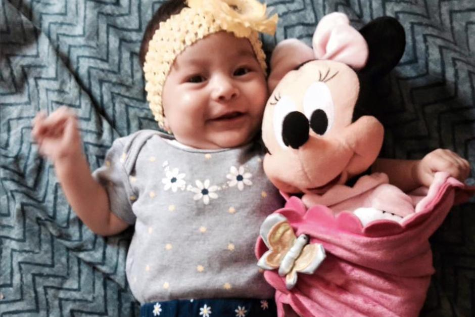 Arianna es la primer hija de la familia Orozco Bosch. (Foto: Archivo)