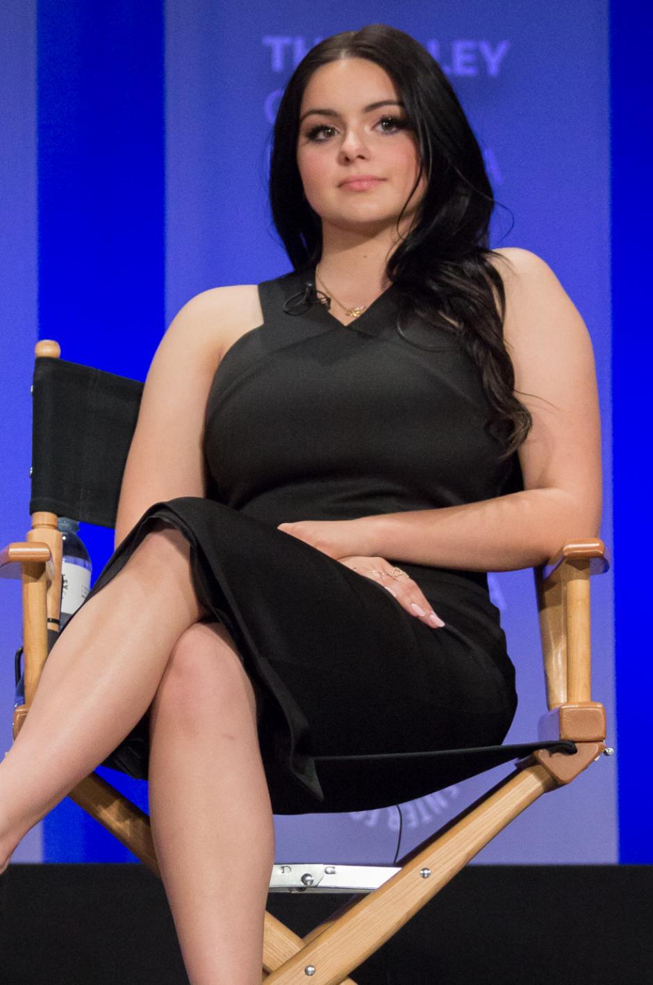 Es actriz y también artistas de voz. (Foto: Wikimedia)