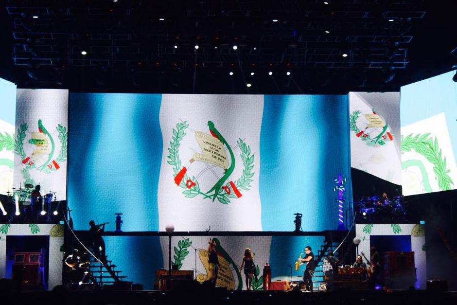 """En varias ocasiones el guatemalteco ha publicado fotos de su """"País"""" en redes sociales."""