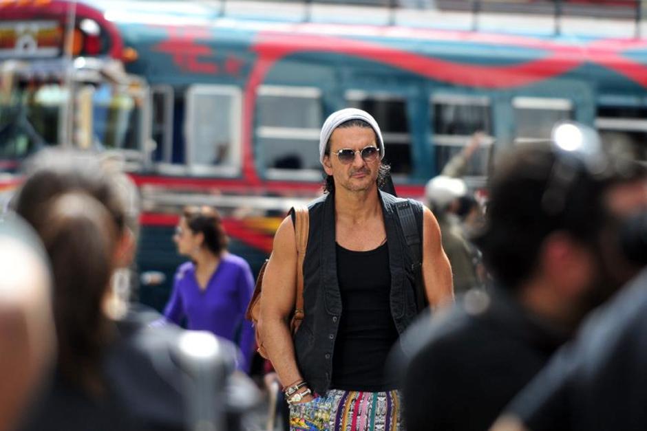 En el 2015 Ricardo ofreció dos conciertos en Guatemala como parte de su Viaje Tour.