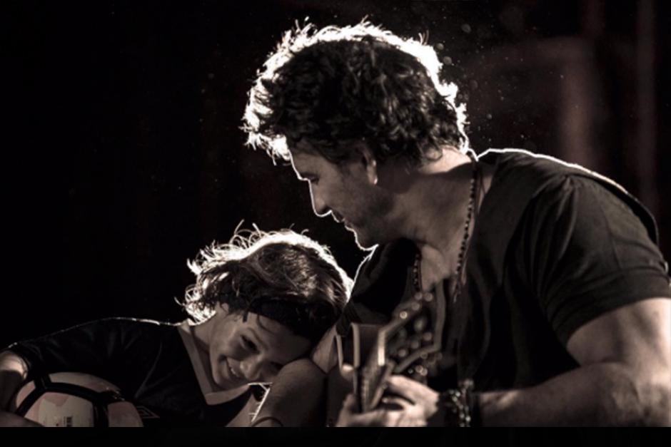"""""""Nada es como tú"""" es el nombre del primer sencillo del nuevo disco de Arjona. (Foto: Instagram)"""