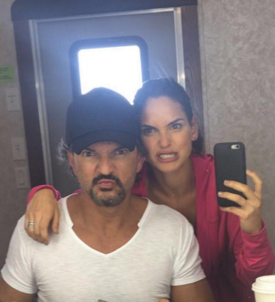 Arjona comparte con su hija buenos momentos en Twitter. (Foto: Twitter)