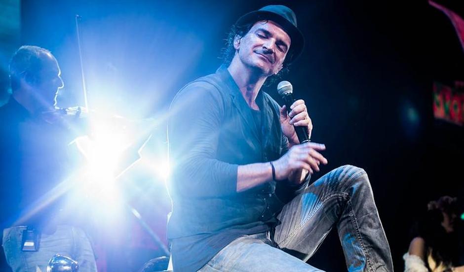El mayor placer de Arjona es componer, sin importar lo que la gente piense de su trabajo. (Foto: El Clarín)