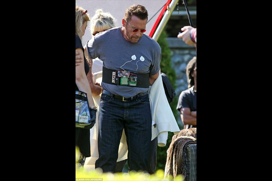 El protagonista de Terminator vuelve a las películas. (Foto: dailymail)