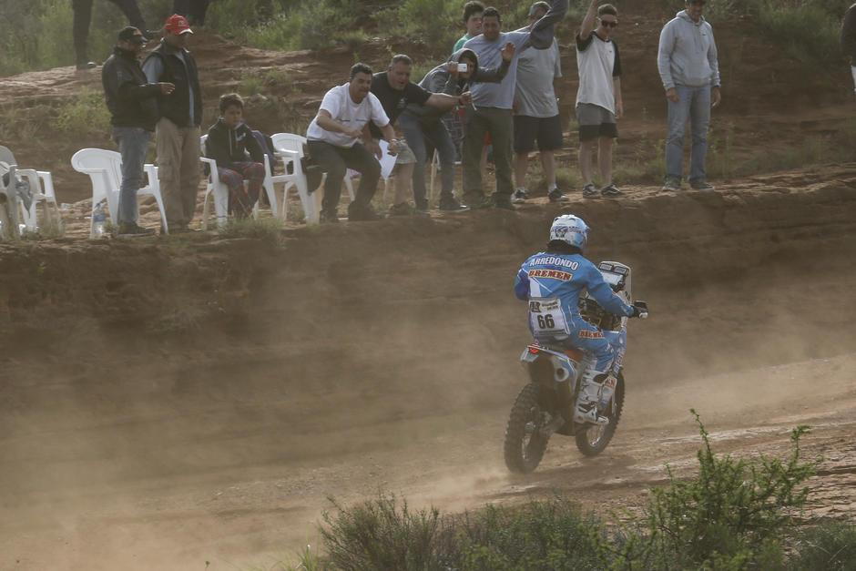 Francisco Arredondo rally Dakar 2016 soy502