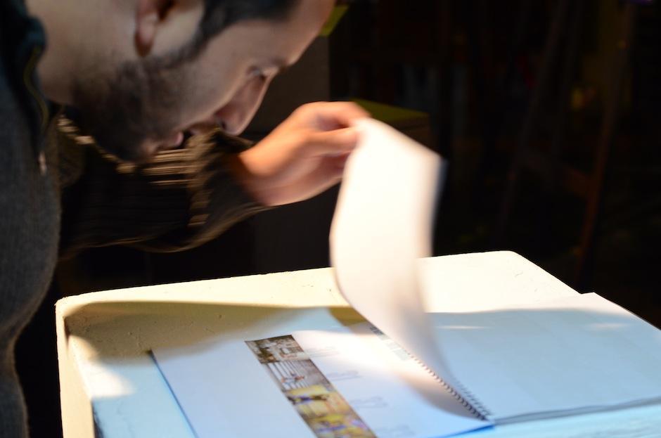 La fotografía también tuvo lugar en la actividad. (Foto: Selene Mejía/Soy502)