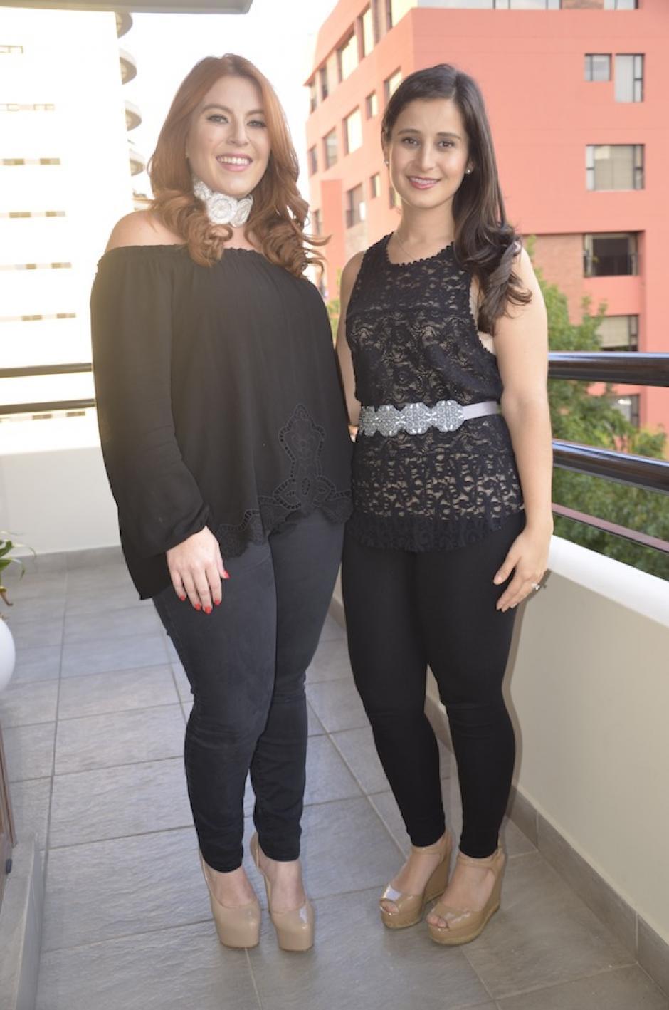 Gaby Porras y Marush Urruela fundaron la firma. (Foto: Selene Mejía/Soy502)