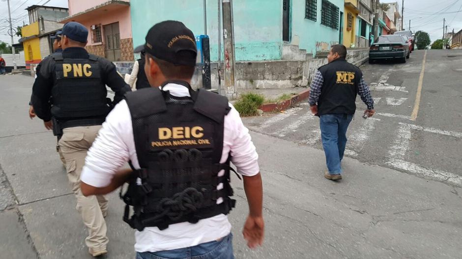 Según las investigaciones, los asaltos se cometieron en Santa Elena Barillas y carretera a El Salvador.  (Foto: @PNCdeGuatemala)