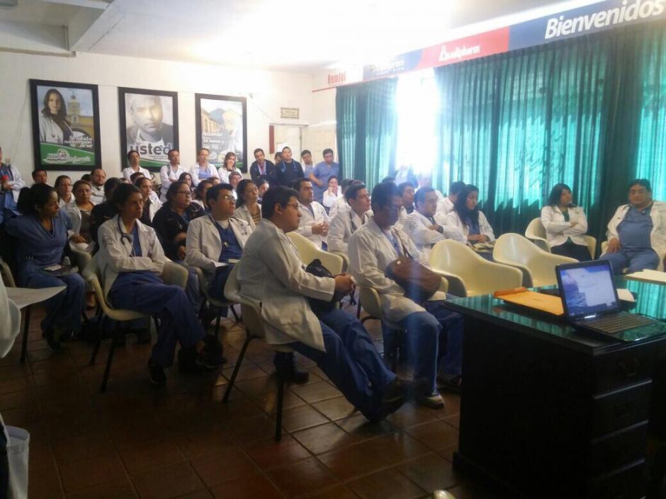 Residentes De Cinco Hospitales Paralizan Consulta Externa