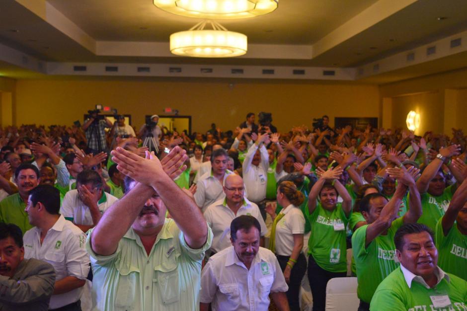 La UNE iniciará sus asambleas municipales el 20 de agosto. (Foto: Archivo/Soy502)