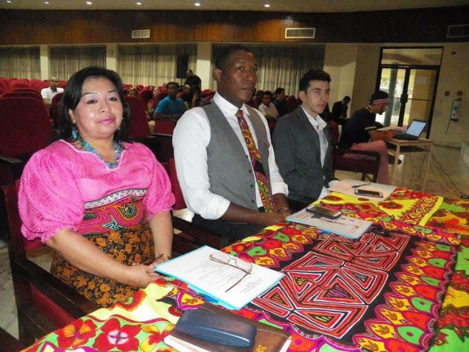 Los tres miembros del jurado son panameños. (Foto: Cortesía Helen De Paz)