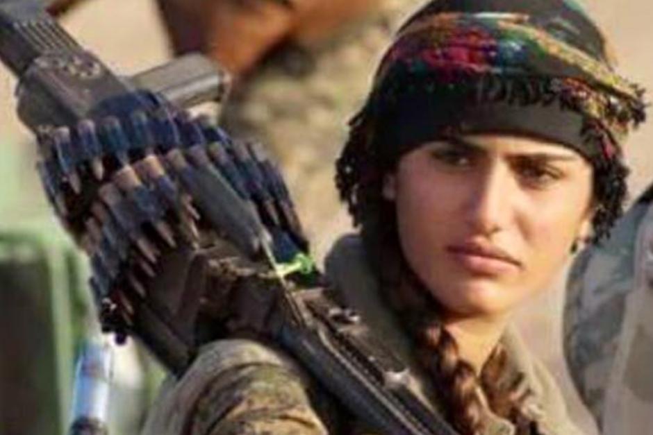 Tenía 22 años y encontró la muerte combatiendo contra el Estado Islamico. (Foto: canaldenoticia.com )