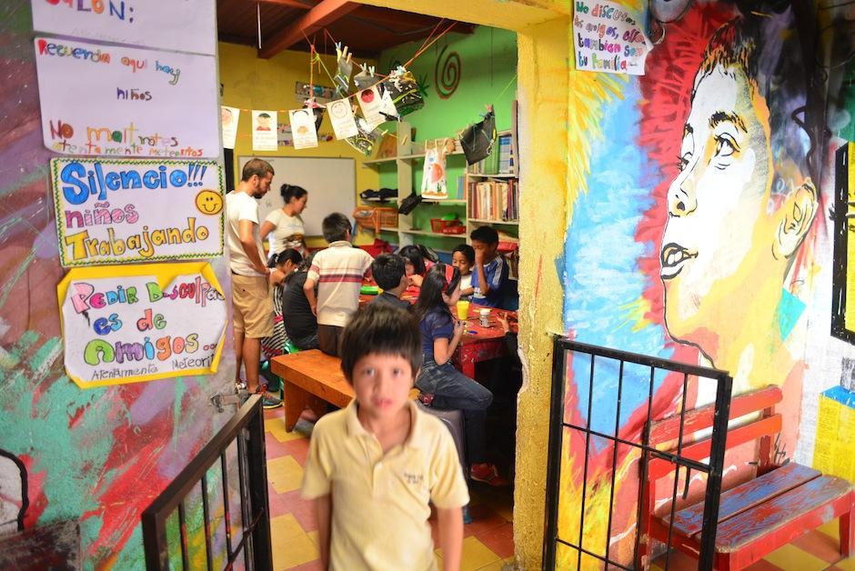 """Poco a poco, el proyecto ha crecido hasta convertirse en la """"Universidad Patojiana"""". (Foto: Jesús Alfonso/Soy502)"""