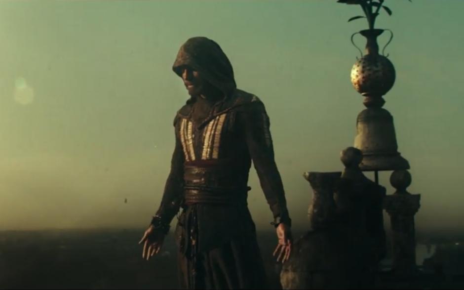Callum Lynch luchará contra sus enemigos. (Captura de Pantalla YouTube/20th Century Fox UK )