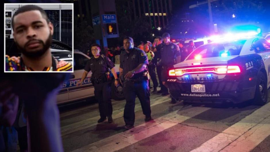 El autor de la matanza de cinco policías en Dallas planeaba un ataque más grande. (Foto: cnnespanol.cnn.com)