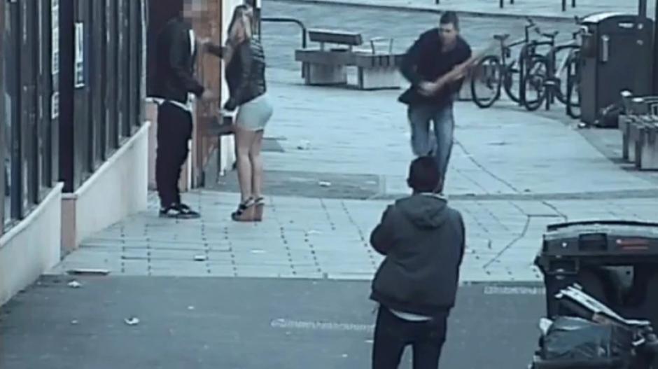 El ataque a una pareja española ocurrió en el Reino Unido. (Foto: Captura de Pantalla)
