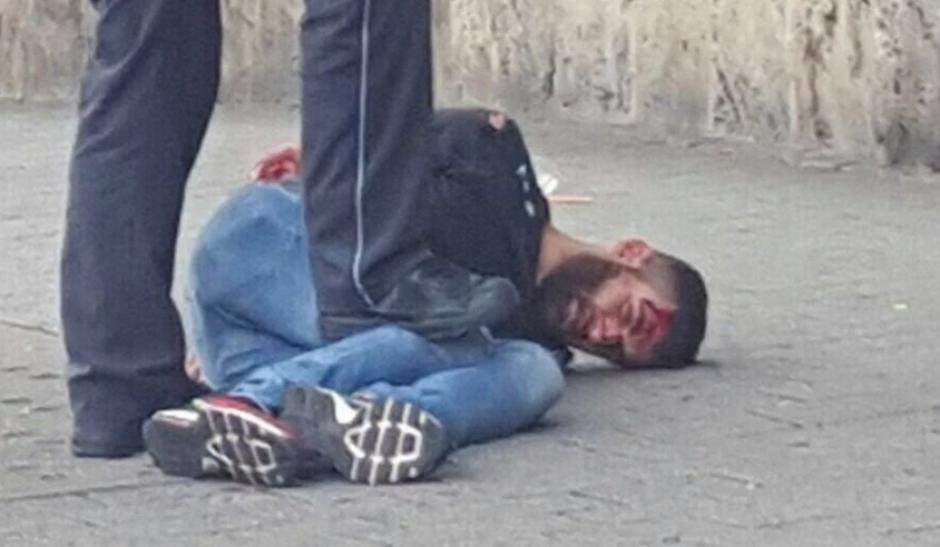 Un hombre mató a una mujer con un machete en Alemania. (Foto: Israel News)