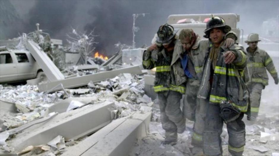El esposo de la demandante murió en los atentados del 11 de septiembre. (Foto: HispanTV)