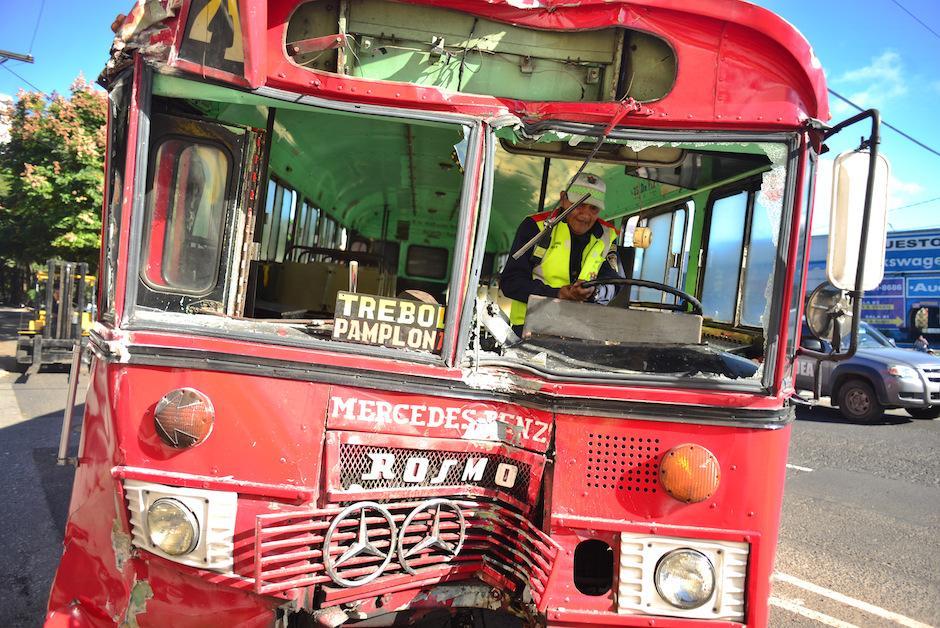 La ley busca evitar accidentes en el servicio de transporte colectivo. (Foto: Soy502/Soy502)