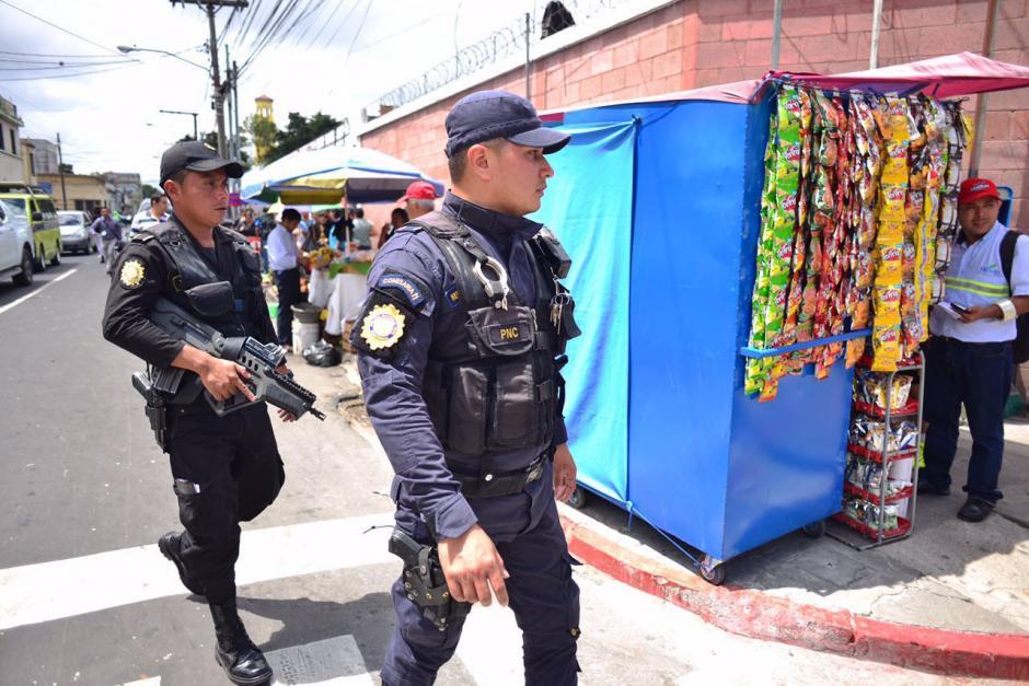 Se presume que rescatarían a un integrante de la pandilla 18. (Foto: Jesús Alfonso/Soy502)