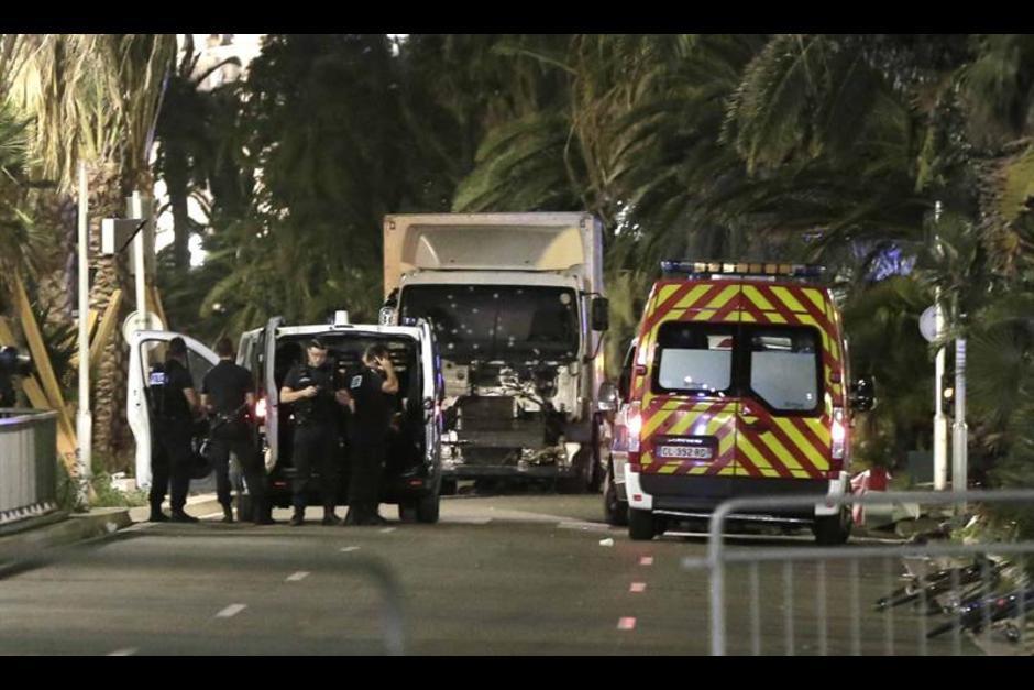 El ataque dejó al menos a 84 personas fallecidas y cientos de heridos. (Foto: EFE)