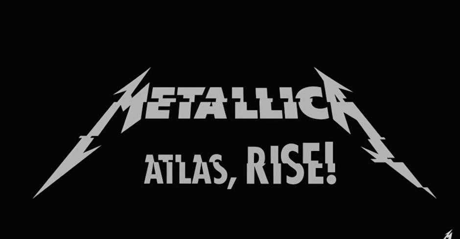 Metallica estrenó Atlas Rise el 31 de octubre de 2016. (Imagen: captura de YouTube)