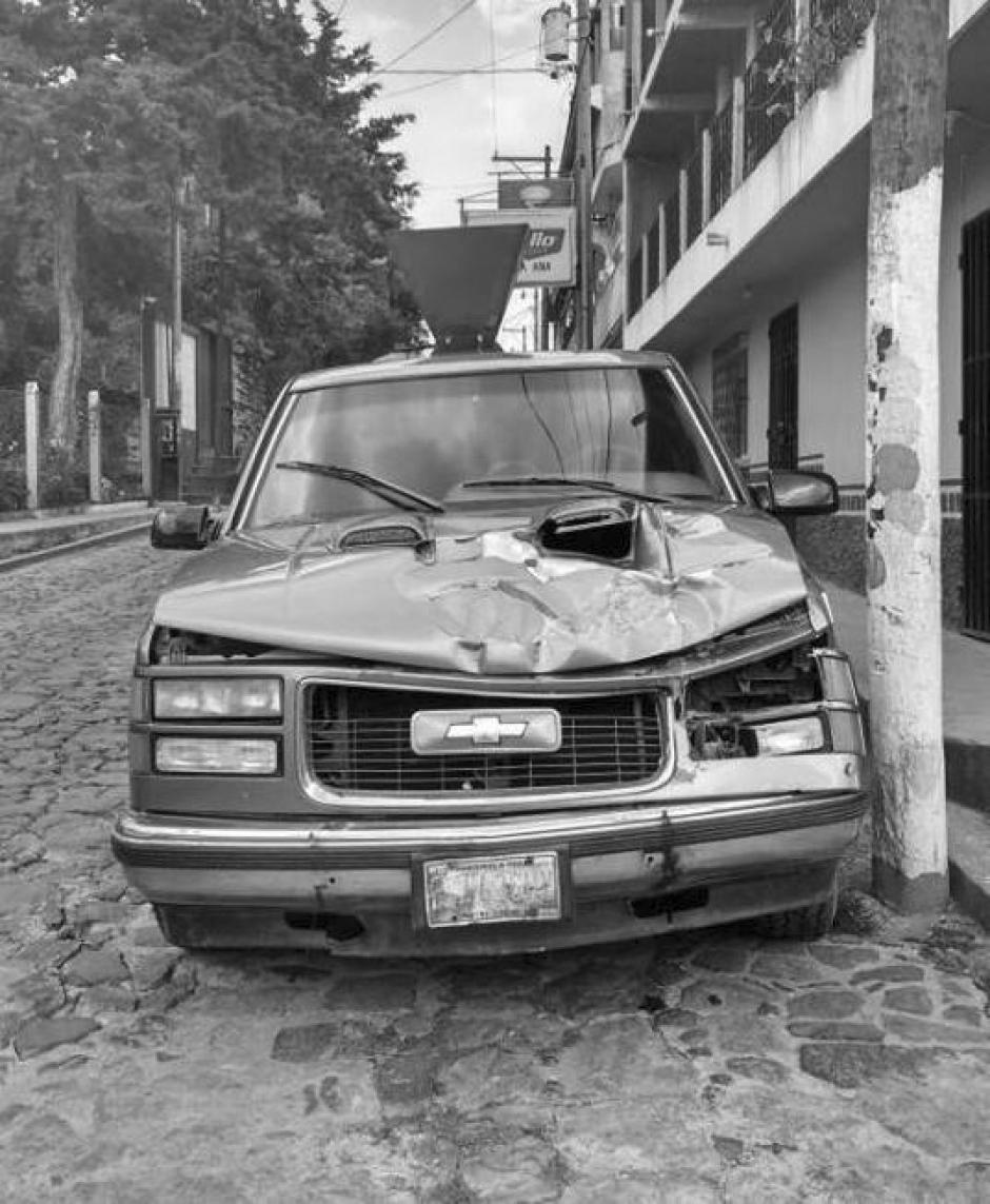 Este es el vehículo con el que habrían atropellado a los adultos mayores. (Foto: Facebook/StarNews)
