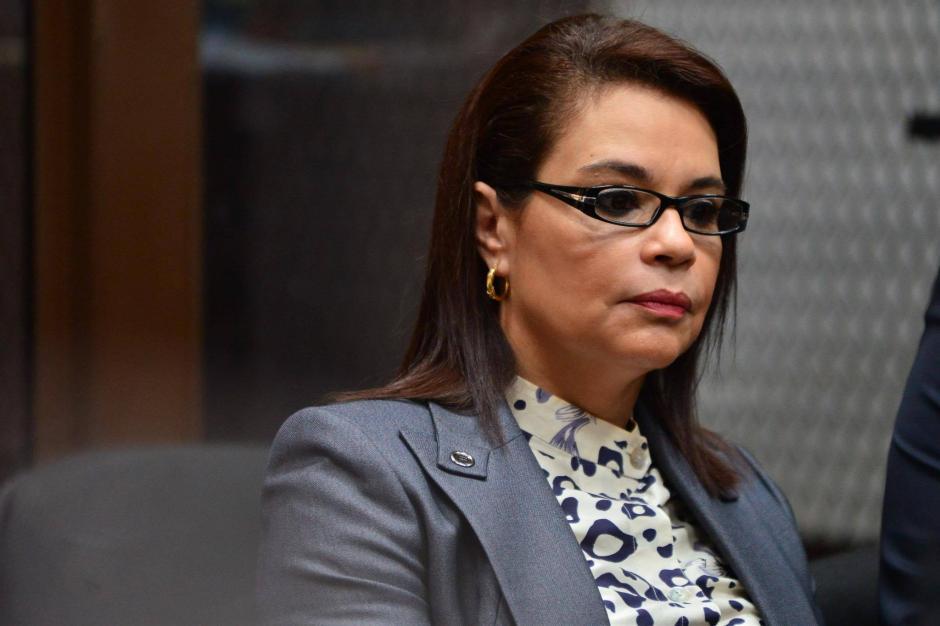 La exvicepresidenta Roxana Baldetti suma tres procesos en su contra. (Foto: Jesús Alfonso/Soy502)