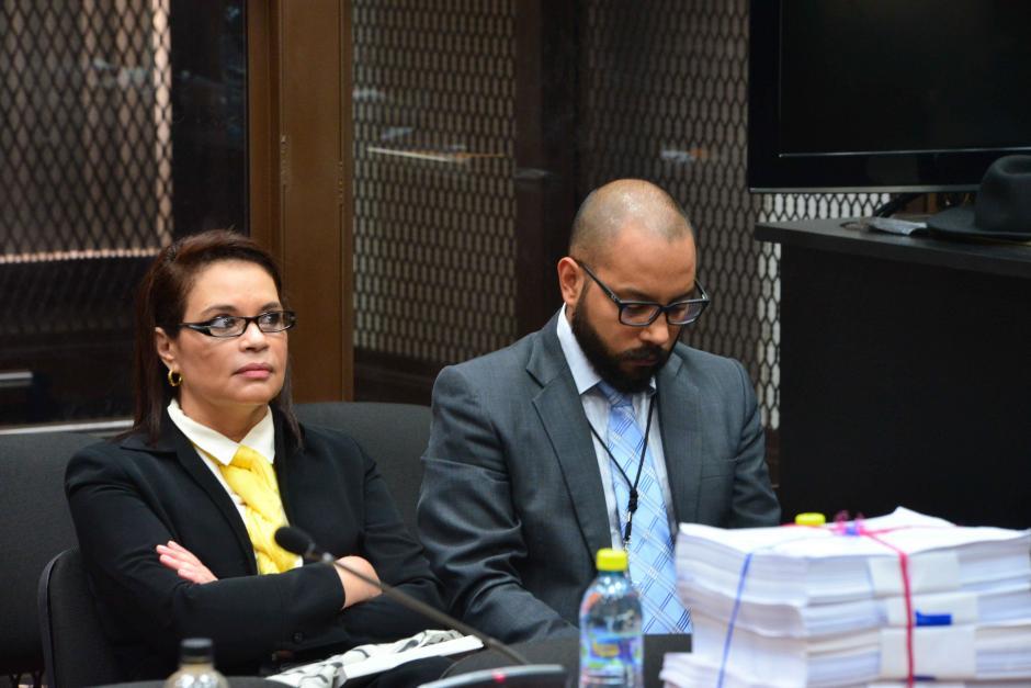 Fernando Guerra es el nuevo abogado defensor de Roxana Baldetti en el caso TCQ. (Foto: Jesús Alfonso/Soy502)