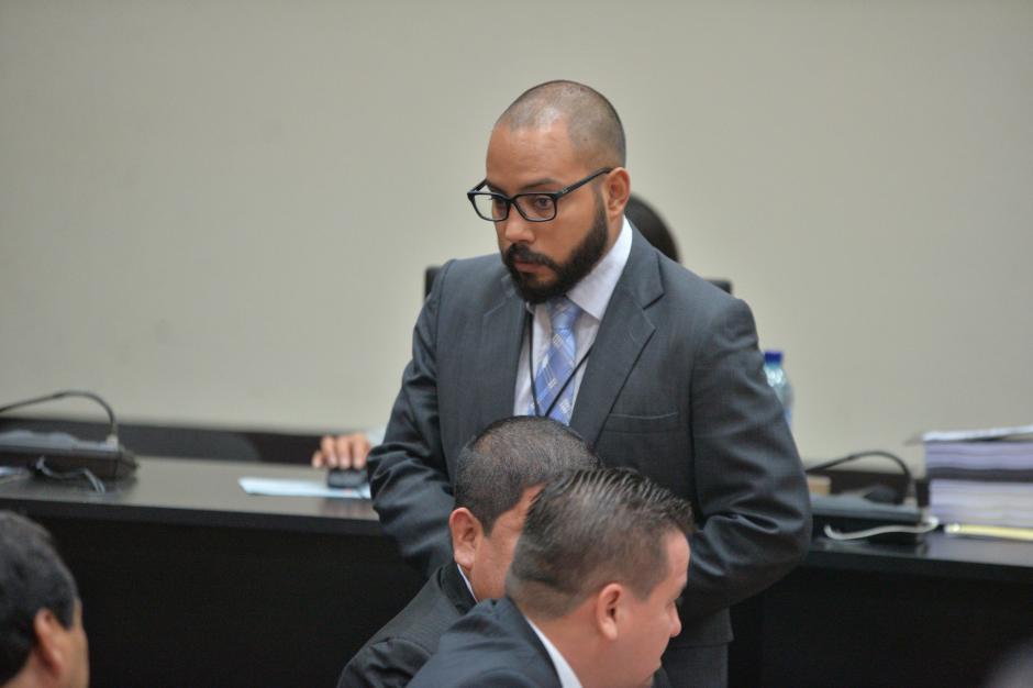 El abogado Fernando Guerra es hijo de Telésforo Guerra, célebre abogado quien ya falleció. (Foto: Wilder López/Soy502)
