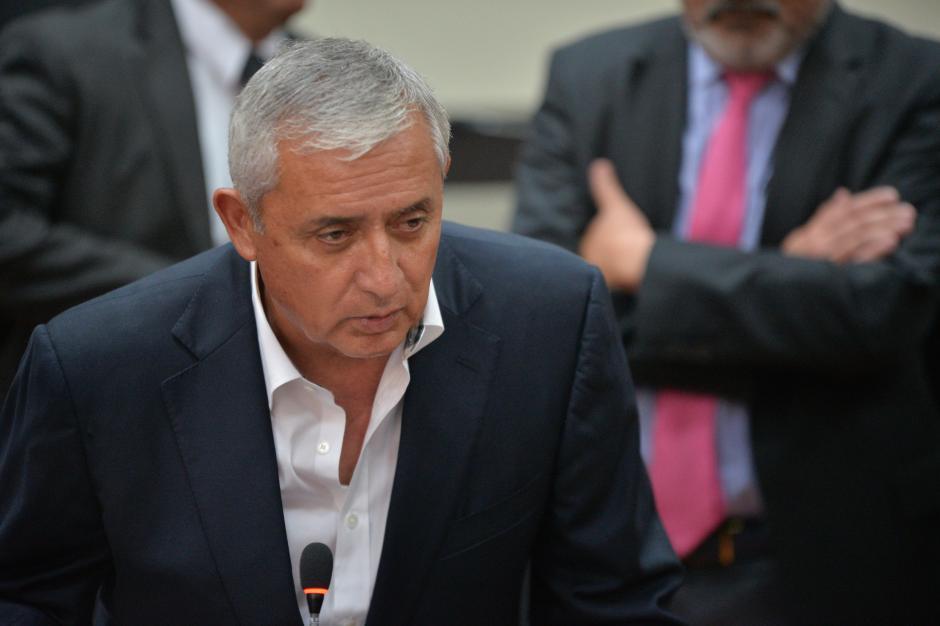 El expresidente Otto Pérez Molina enfrenta un segundo proceso relacionado con corrupción. (Foto: Wilder López/Soy502)