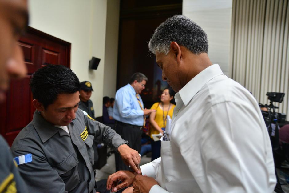 El exintendente de la SAT, Carlos Muñoz. (Foto: Archivo/Soy502)