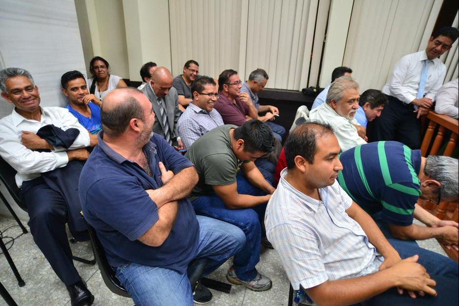 Más de 30 personas están ligadas a proceso por el caso La Línea y podrían enfrentar juicio. (Foto: Archivo/Soy502)