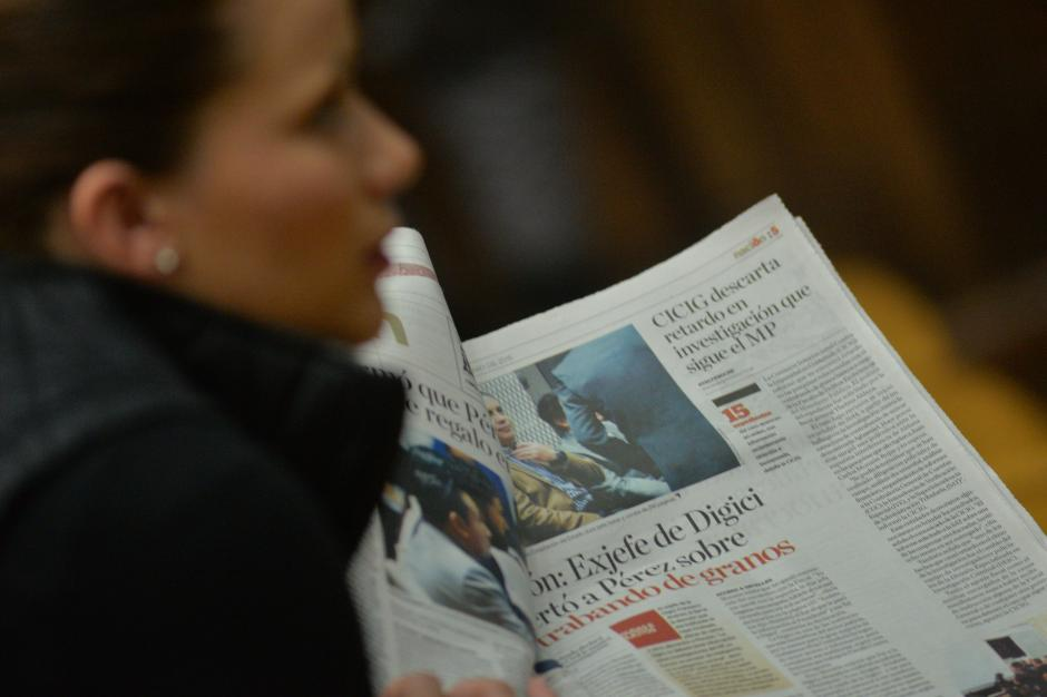 Otros de los señalados prefieren estar informados con las noticias. (Foto: Archivo/Soy502)
