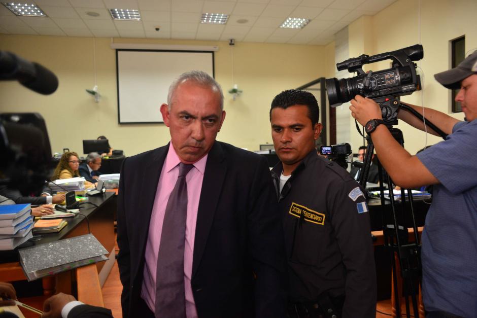 Gustavo Adolfo Ramírez Ortiz, presunto testaferro de la estructura. (Foto: Jesús Alfonso/Soy502)