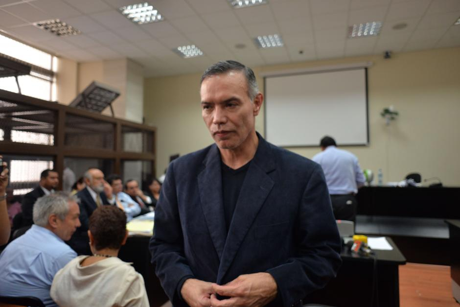 Juan de Dios Rodríguez, expresidente del IGSS, seguirá encarcelado por decisión del Tribunal Octavo de Sentencia. (Foto: Archivo/Soy502)