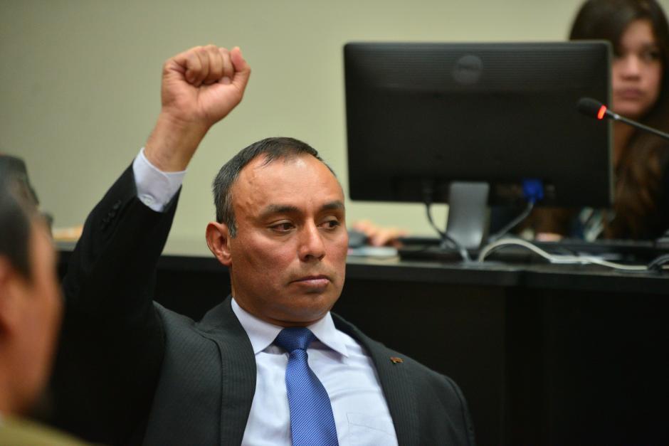 Lima Oliva cumplía una condena de 30 años de prisión por el asesinato de monseñor Juan Gerardi. (Foto: Archivo/Soy502)