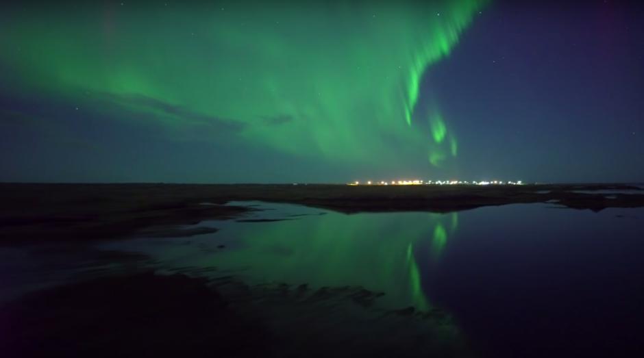 Usualmente, este espectáculo tiene lugar en el hemisferio norte del planeta. (Imagen: captura de YouTube)