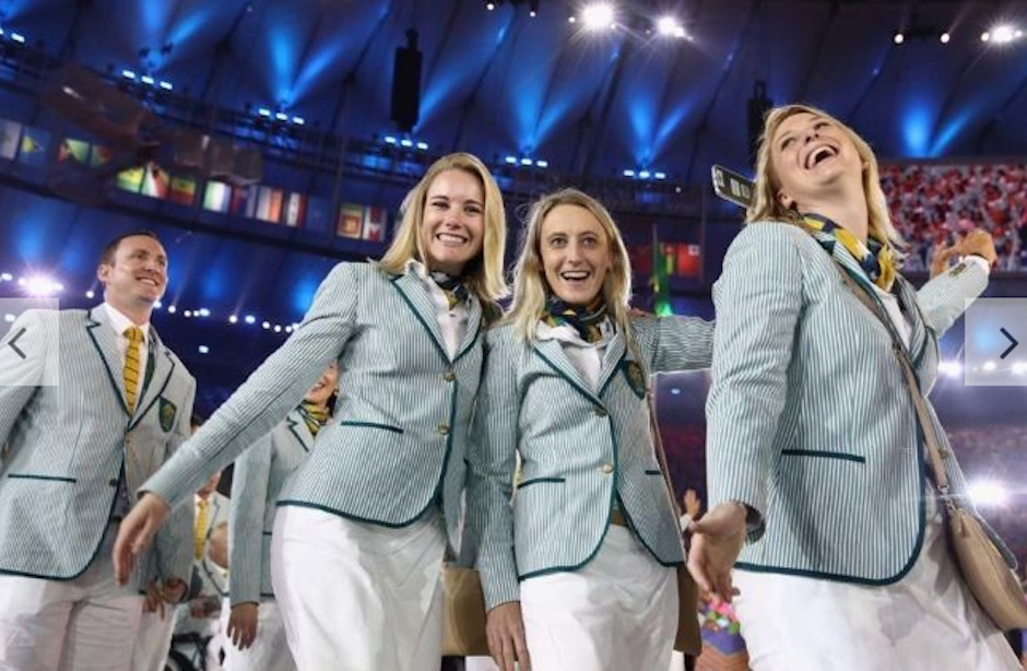 Los trajes formales de Australia robaron suspiros de los expertos en moda. (Foto: Vogue)