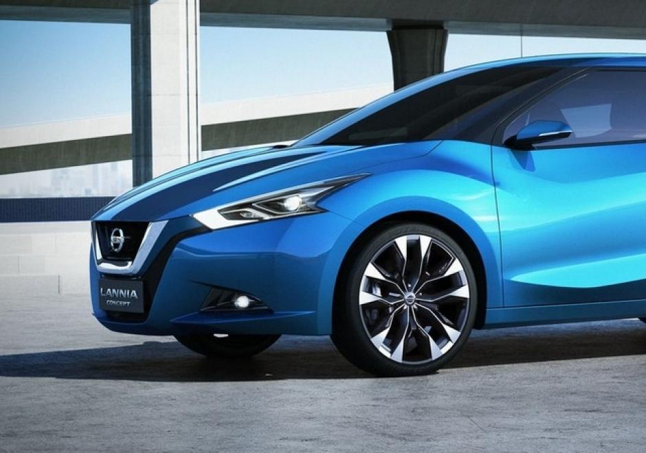 La firma Nissan presento el Lannia, su más reciente concepto de sedán orientado a la China del levantamiento. (Foto:laraza.com)