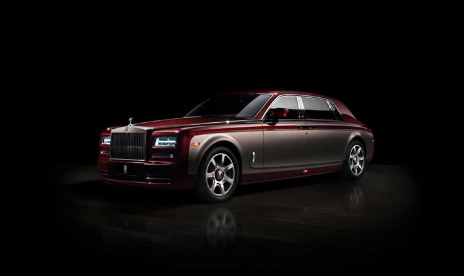 La firma de lujo de automóviles Rolls-Royce ha querido desvelar su última creación: el Pinnacle Travel Phantom, dentro de su Bespoke Collection. (Foto:embelezzia.com)