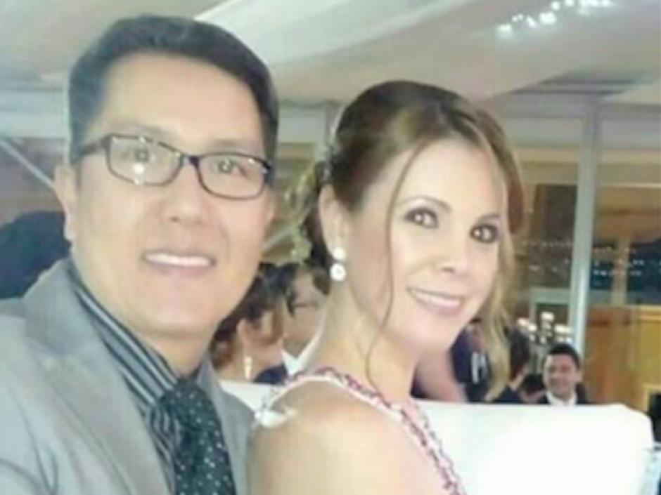 Marvin Giovanni Quinto y su esposa Mirza Guerra de Quinto huyeron luego de cerrar su empresa. (Foto: Facebook)