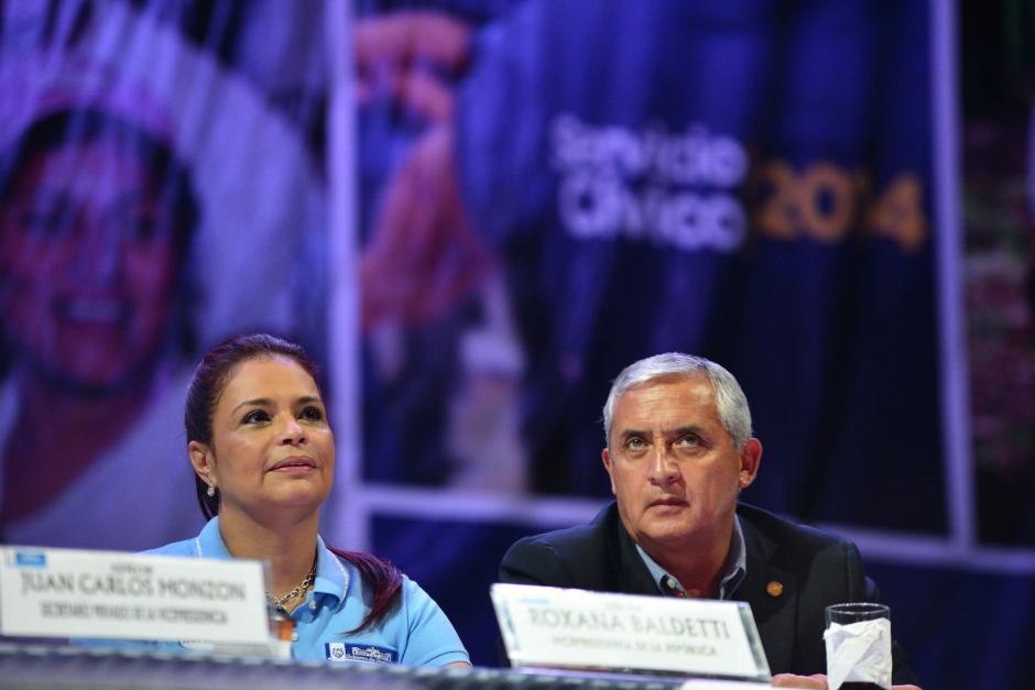 La expareja presidencial suma un nuevo proceso en su contra. (Foto: Archivo/Soy502)