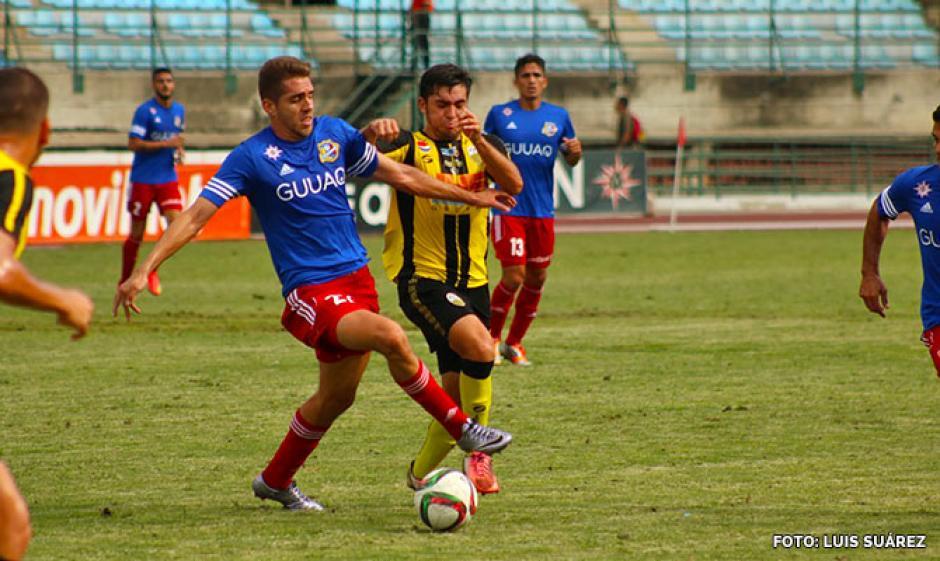 Minor Ignacio López tuvo una destaca participación con su equipo en la ronda final. (Foto: Atlético Venezuela)